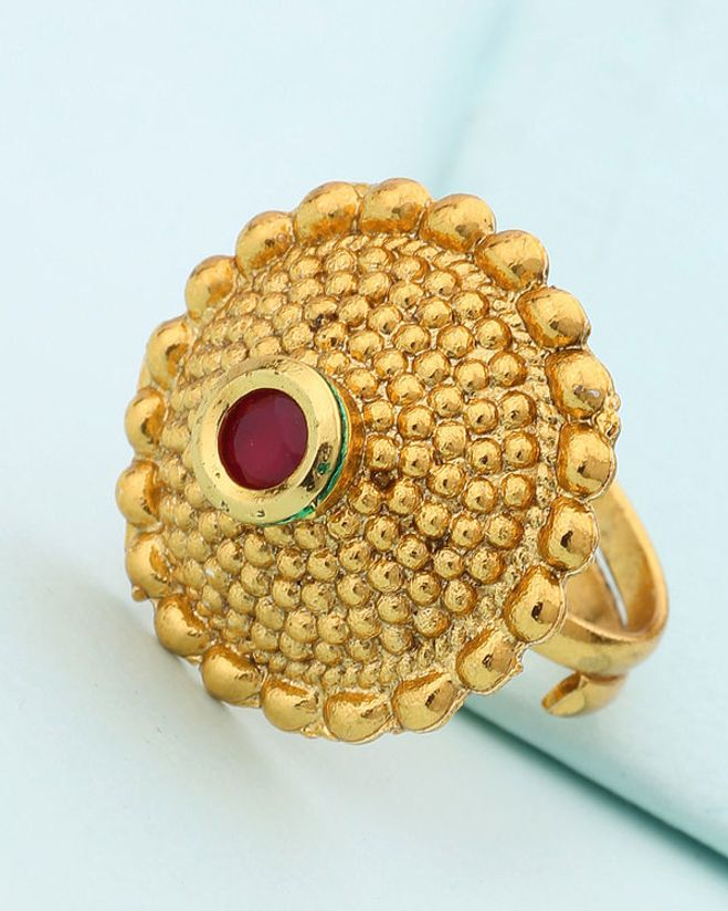 All About Cocktail Ring