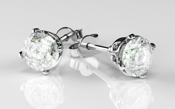 Diamond Earrings women