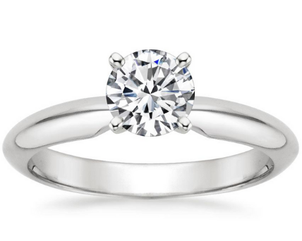 Four Prong Setting